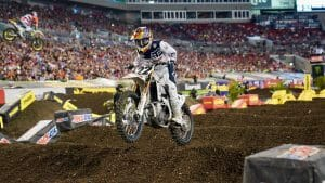 Chad Reed: Tampa Supercross, 2018