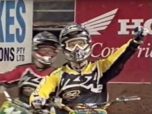Chad Reed Wins in Melbourne: 1999