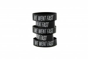 We Went Fast Powerbands