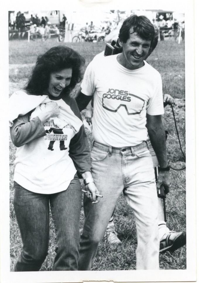 Loretta Lynn and Big Dave Coombs