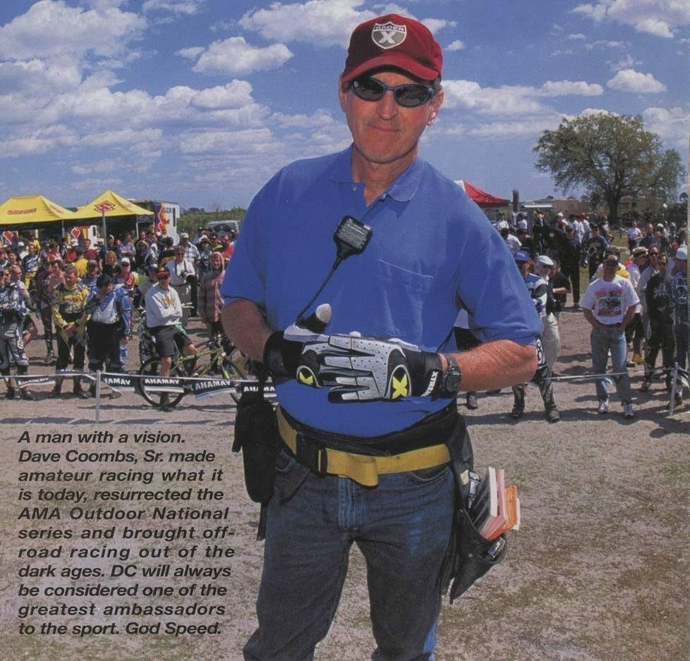 Dave Coombs, Trail Boss: Circa 1998