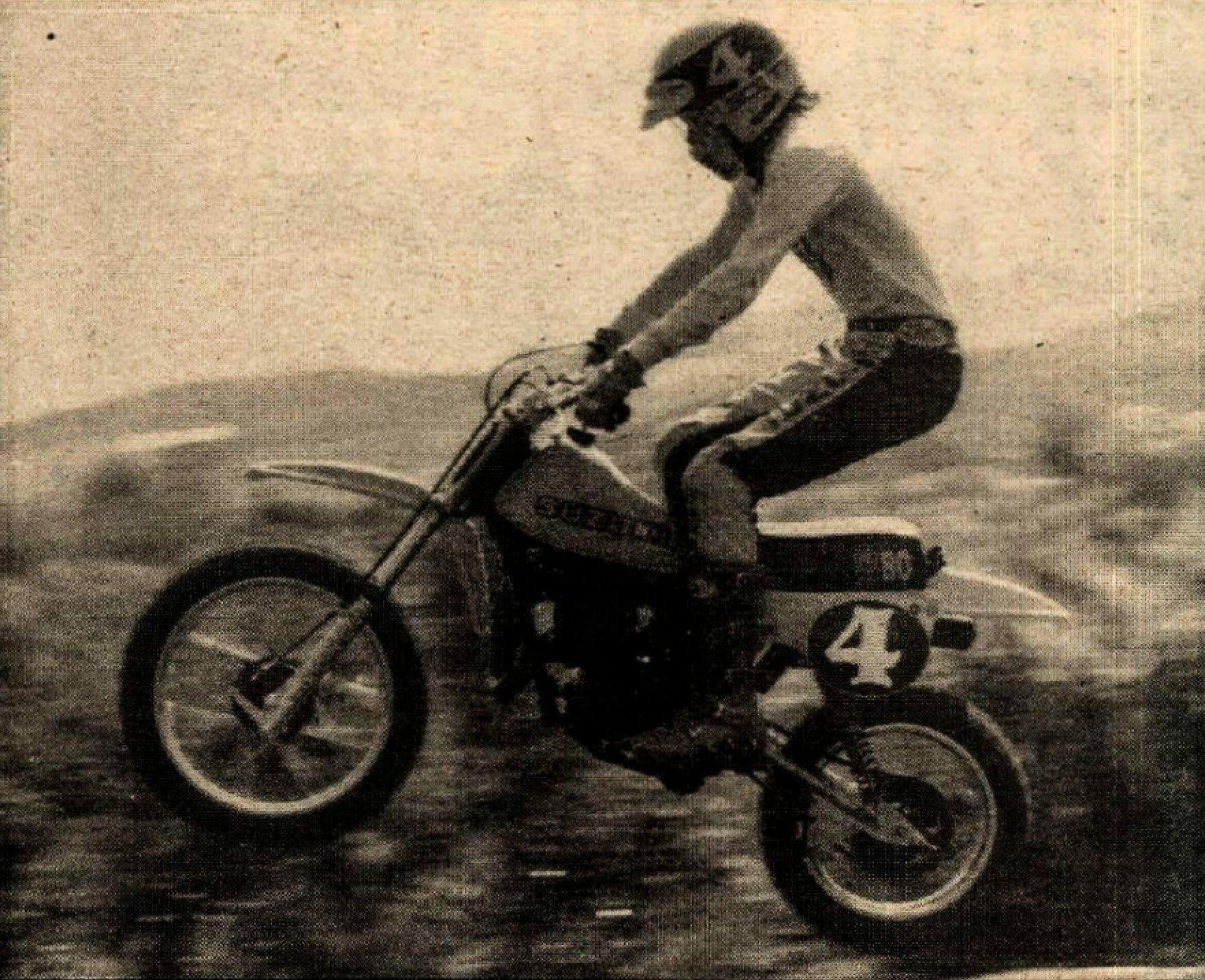 Ronnie Lechien 1979, Barona Oaks Raceway