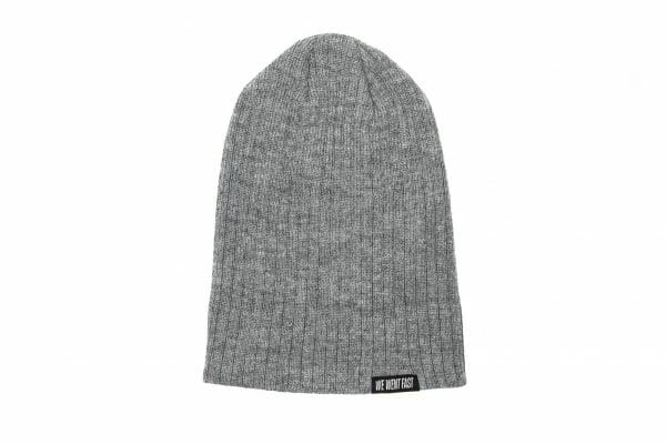 We Went Fast Beanie - Slouchy