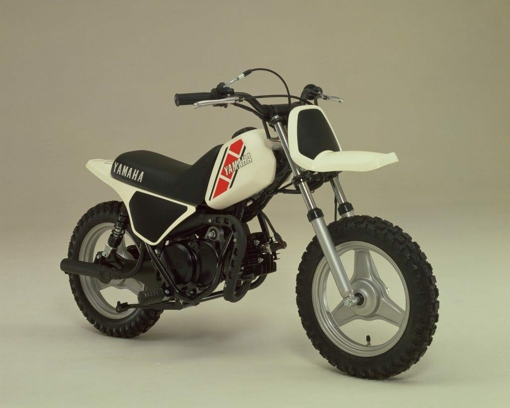"1981 Yamaha PW50 (Euro Version ""Mini Mini"")"