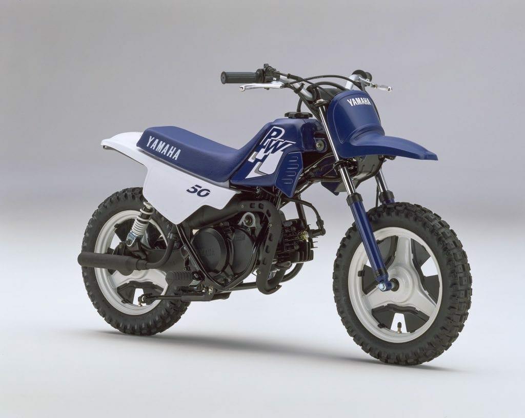 1997 Yamaha PW50