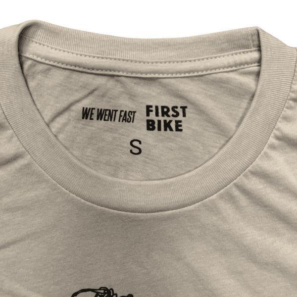 PW50 First Bike T-Shirt