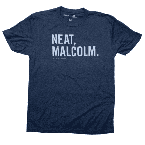 Neat, Malcolm - On Any Sunday - Shirt