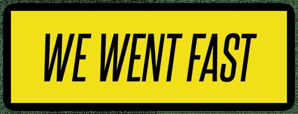 Sticker, yellow rectangle 1x3