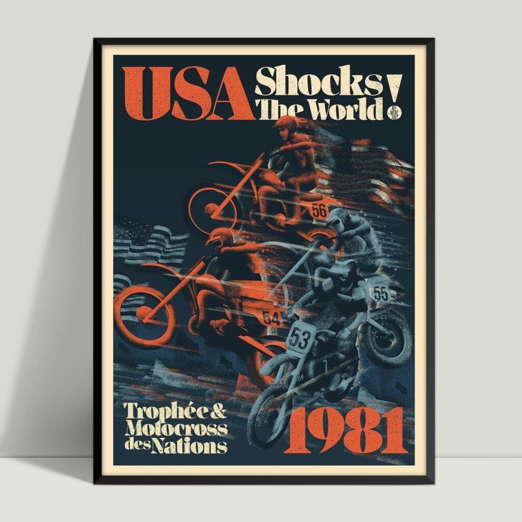 Team USA 1981 Mockup